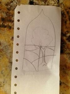 quilt, art, inspiration, tree, landscape