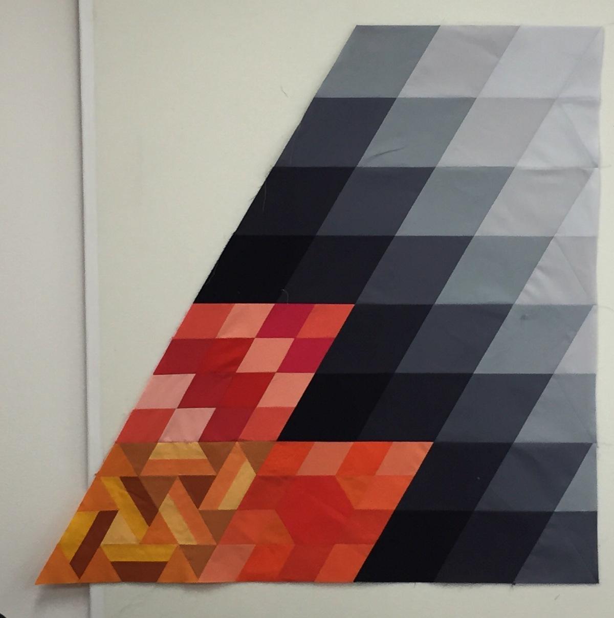 Gravity Quilt –background