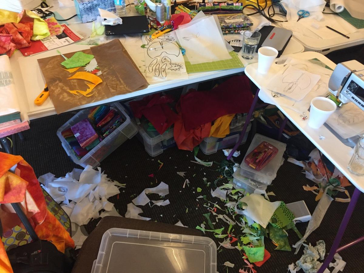Creativity and Mess, Each has aPurpose