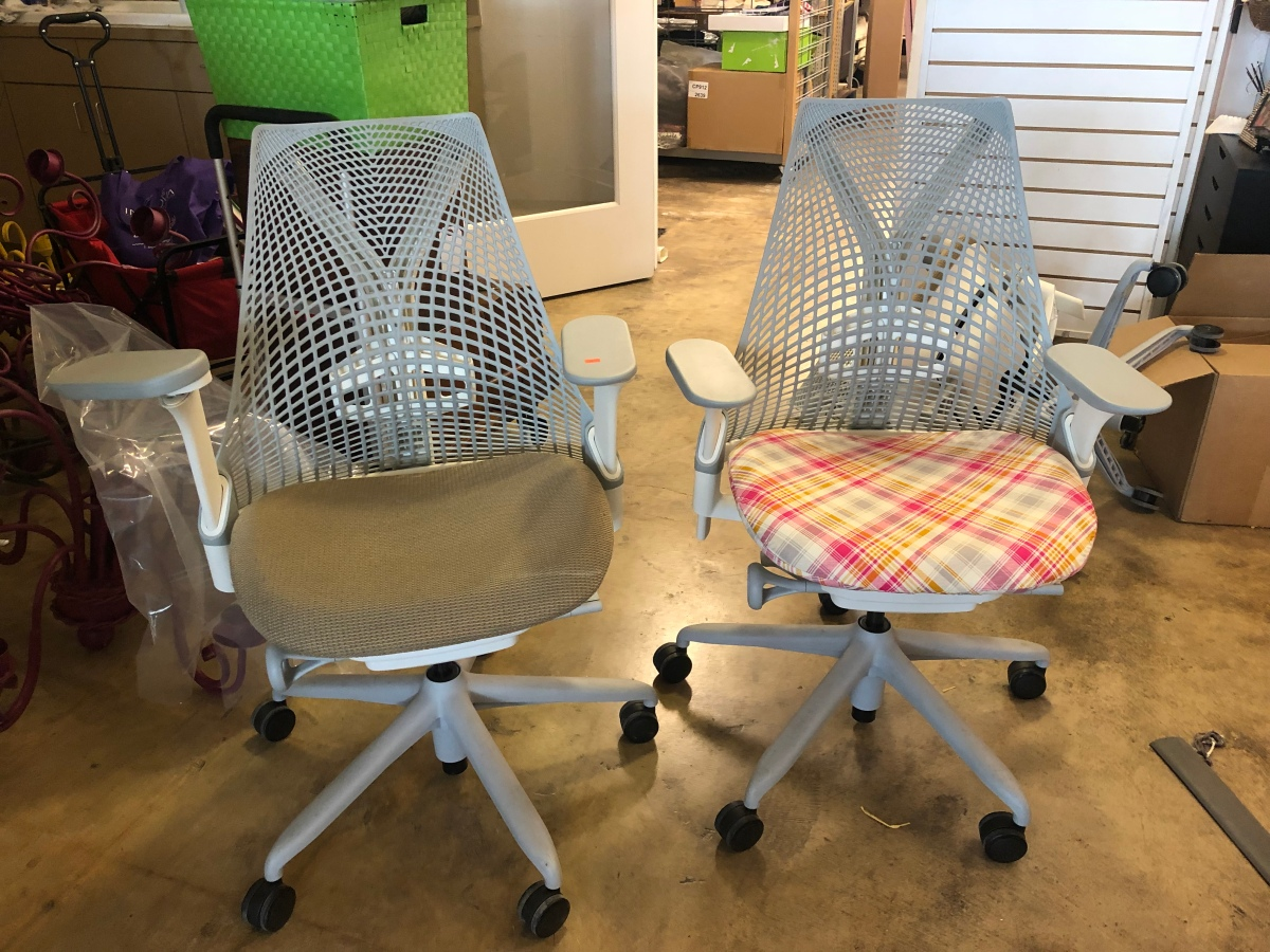 Sayl Chair Makeover